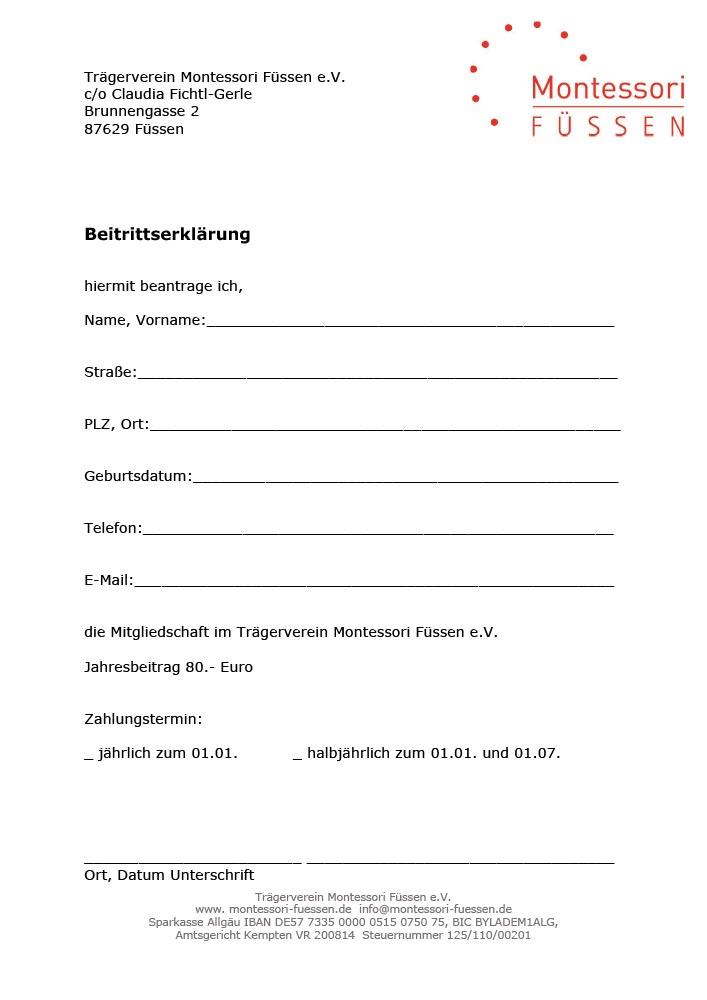 Beitrittserklärung-1