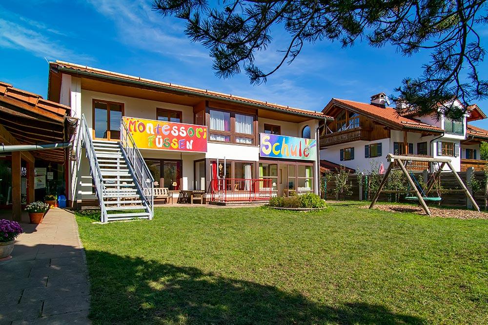montessori-grundschule in füssen im allgäu