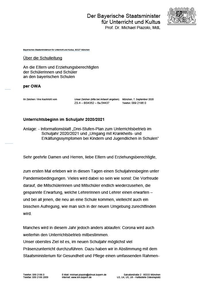 200907-M-Schreiben-Schuljahresbeginn_Eltern
